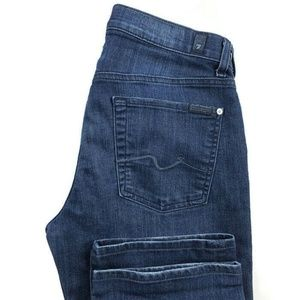 7 For All Mankind The Standard Straight Leg Jeans